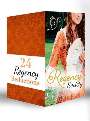 cover image of Regency Society