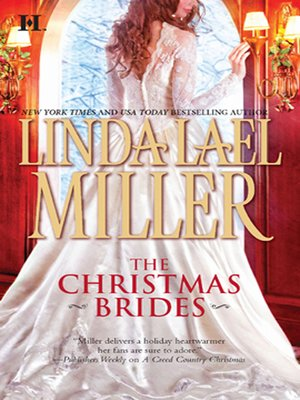cover image of The Christmas Brides