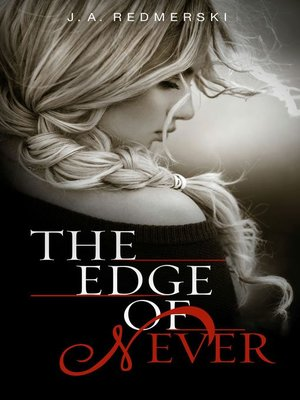cover image of The Edge of Never