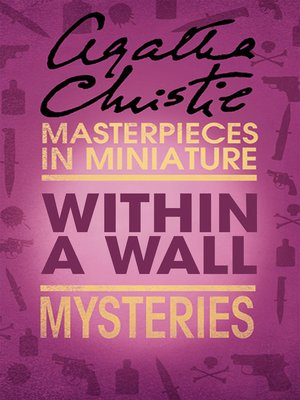 cover image of Within a Wall
