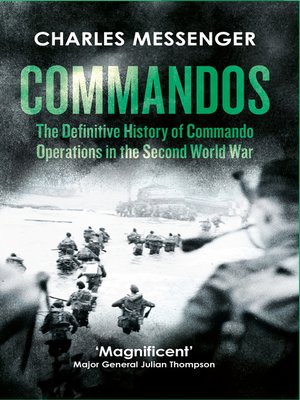 cover image of Commandos
