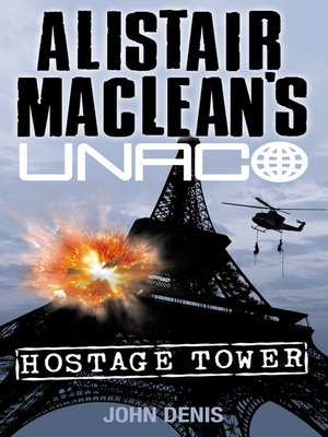 cover image of Hostage Tower