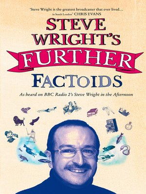cover image of Steve Wright's Further Factoids
