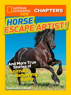 cover image of Horse Escape Artist