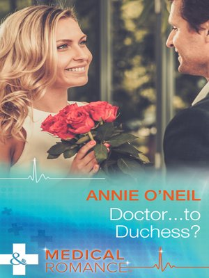 cover image of Doctor...to Duchess?