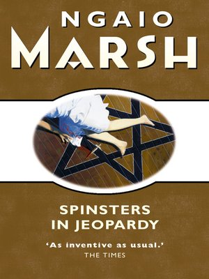 cover image of Spinsters in Jeopardy
