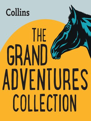 cover image of Collins – the Grand Adventures Collection