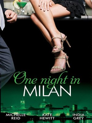 cover image of One Night in... Milan