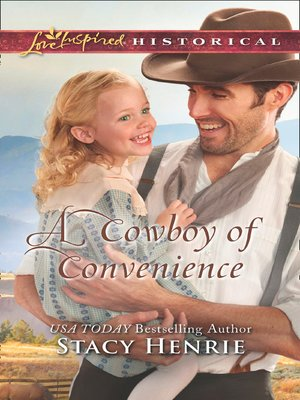 cover image of A Cowboy of Convenience