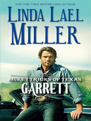 cover image of McKettricks of Texas: Garrett