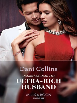 cover image of Untouched Until Her Ultra-Rich Husband