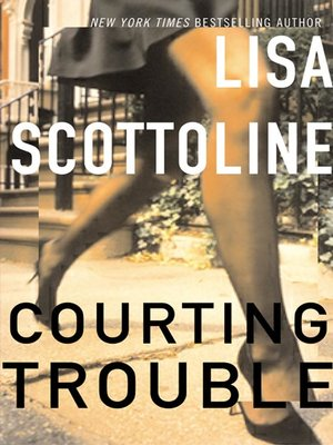 cover image of Courting Trouble
