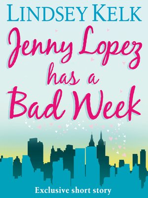 cover image of Jenny Lopez Has a Bad Week