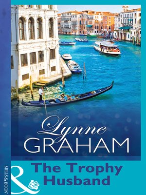 cover image of The Trophy Husband