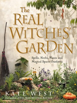cover image of The Real Witches' Garden