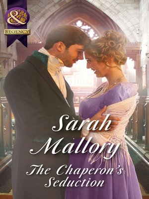 cover image of The Chaperon's Seduction