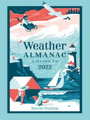 cover image of Weather Almanac 2022