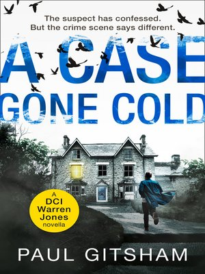 cover image of A Case Gone Cold