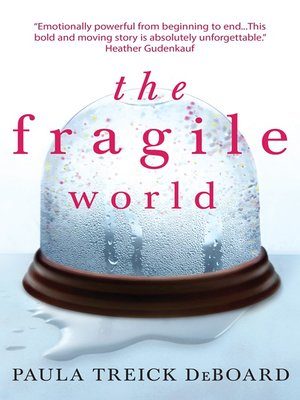 cover image of The Fragile World
