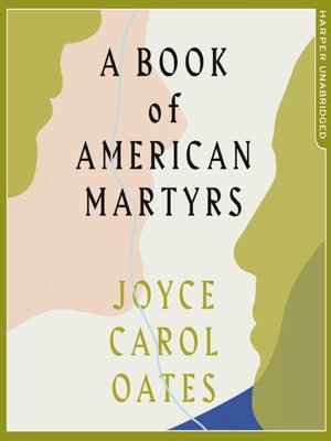 cover image of A Book of American Martyrs
