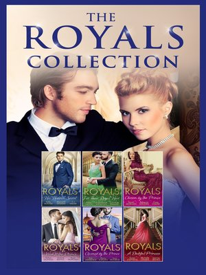 cover image of The Royals Collection
