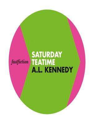 cover image of Saturday Teatime