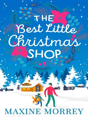 cover image of The Best Little Christmas Shop