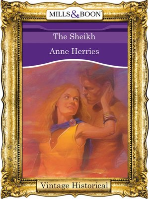 cover image of The Sheikh