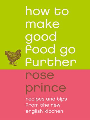 cover image of How to Make Good Food Go Further