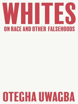 cover image of Whites