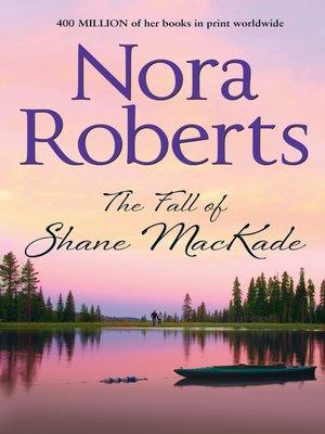 cover image of The Fall of Shane MacKade