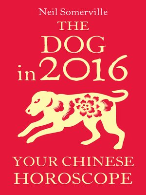 cover image of The Dog in 2016
