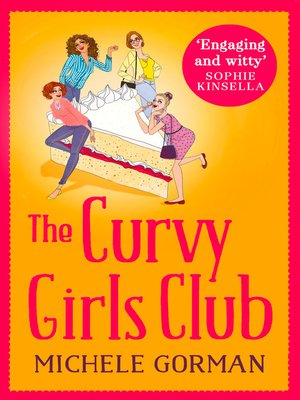 cover image of The Curvy Girls Club