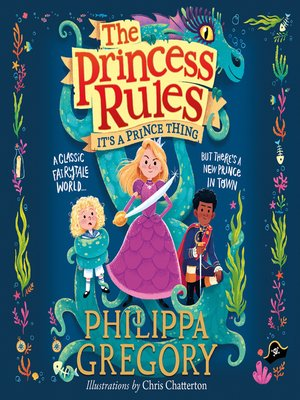 cover image of It's a Prince Thing (The Princess Rules)