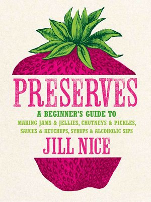 cover image of Preserves