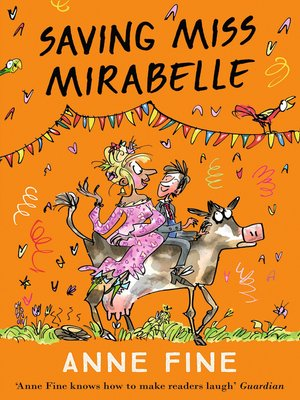 cover image of Saving Miss Mirabelle