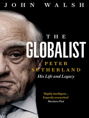 cover image of The Globalist
