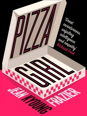 cover image of Pizza Girl