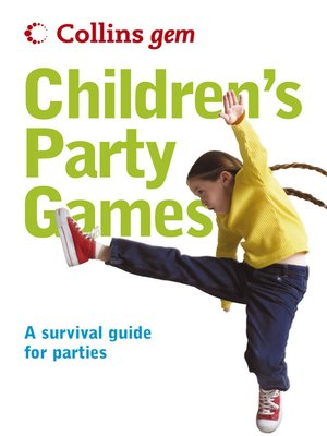 cover image of Children's Party Games