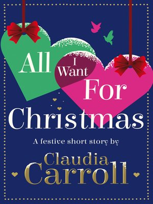 cover image of All I Want For Christmas