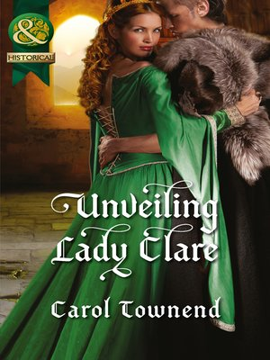 cover image of Unveiling Lady Clare