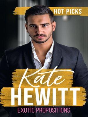 cover image of Hot Picks: Kate Hewitt