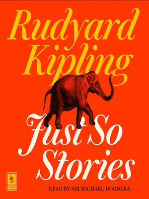 cover image of Just So Stories (Argo Classics)