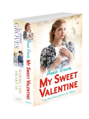 cover image of Annie Groves 2-Book Valentine Collection