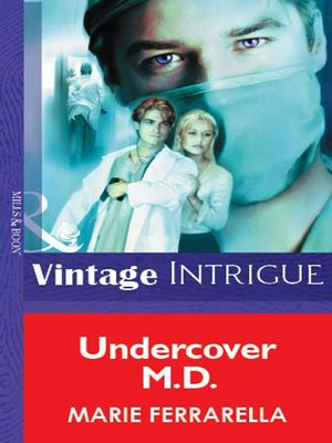 cover image of Undercover M.d.