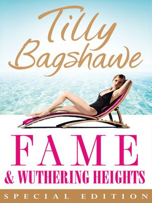 cover image of Fame and Wuthering Heights