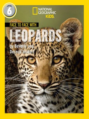 cover image of Face to Face with Leopards