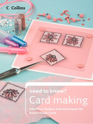 cover image of Cardmaking