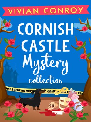 cover image of Cornish Castle Mystery Collection