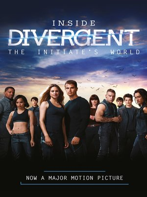 cover image of Inside Divergent